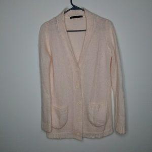 Zara Knitted Pink Sweater